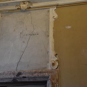 Cantieri Villa Olmo Restauro sala del Duca