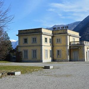 Cantieri Villa Olmo Como, Casino Nord